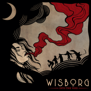 "Cover-Art zu ""Into The Void"" von WIsborg"